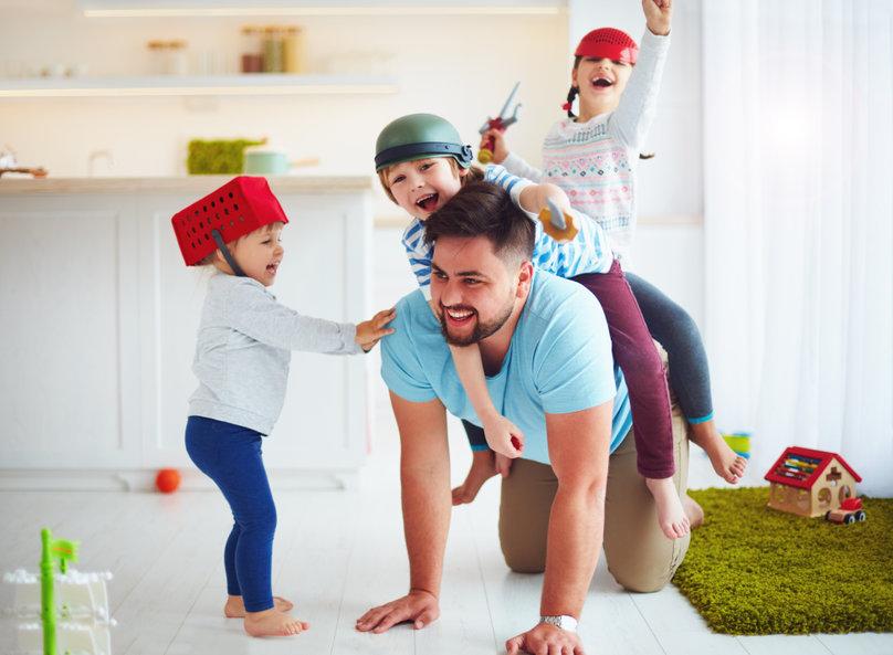 Dlaczego mężczyźni (nie) chcą mieć dzieci