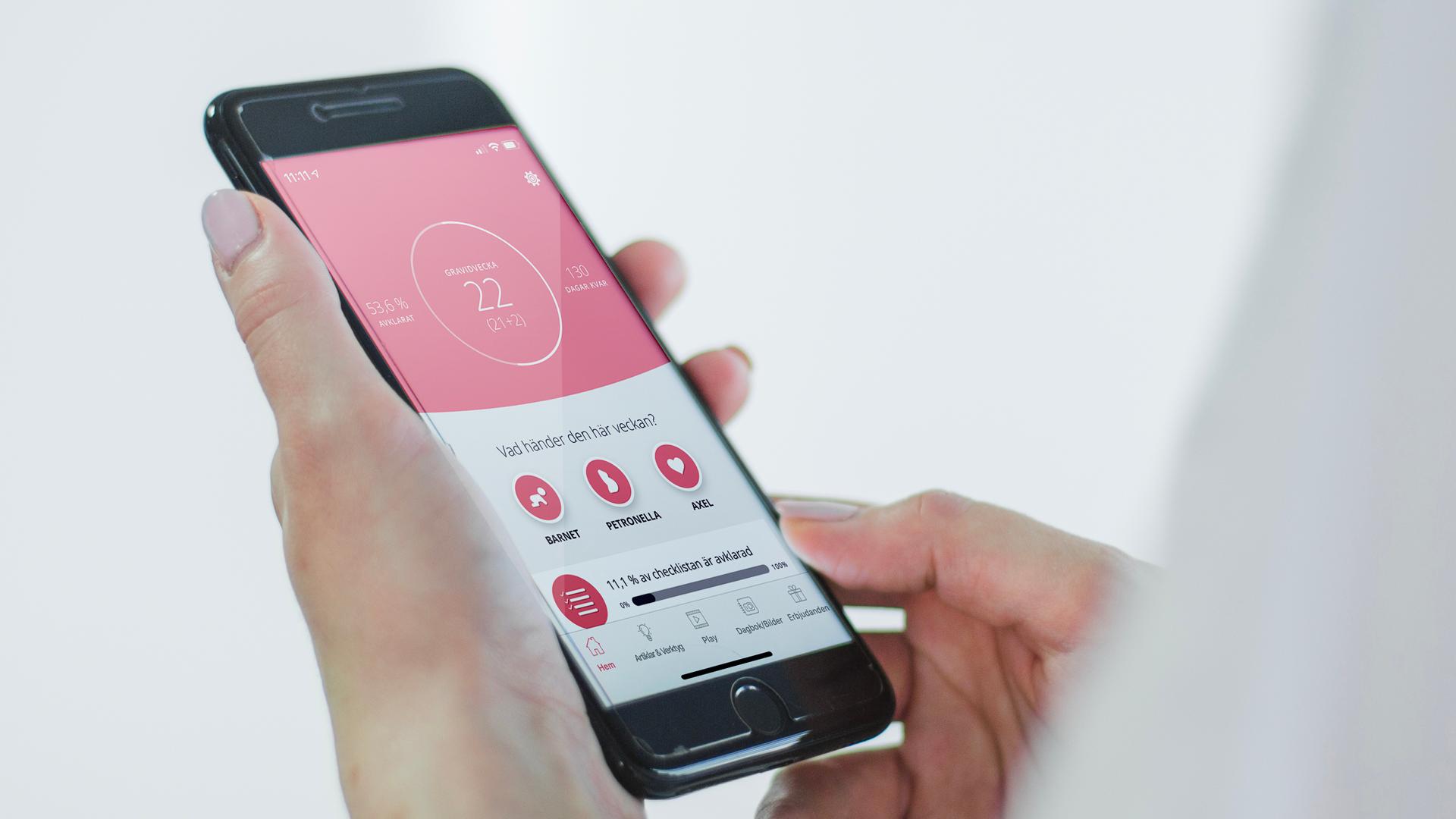 aplikacje ciążowe